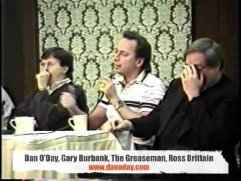 RADIO SHOW PREP RESOURCES Greaseman, Gary Burbank, Ross Brittain