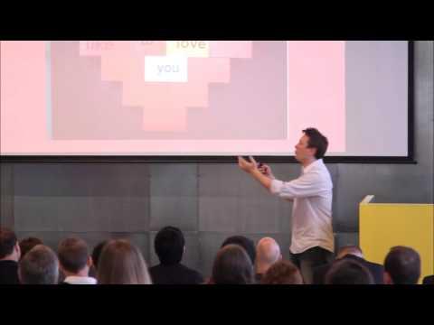 Dan Donahoo: Future Tools For Future Games: Digital Play Beyond Screens