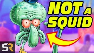 10 Lies We All Believed About SpongeBob Squarepants