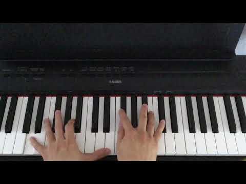 Kendrick Lamar - ADHD (Piano Cover)