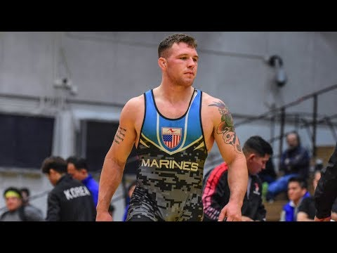 2018 Armed Forces Championships (Mat 1)