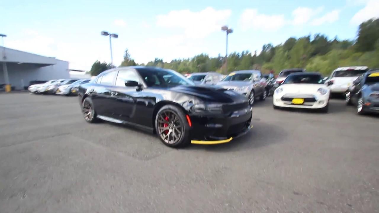 2018 Dodge Charger SRT Hellcat | Pitch Black | JH113013 | Redmond | Seattle  |