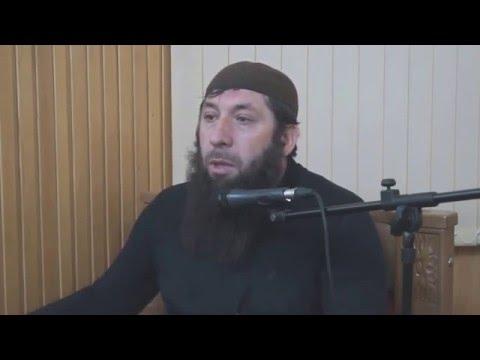 Хасавюрт  Решение инцидента с северной Мечетью  Речь Мухаммада Наби Сильдинского  Открытие мечети