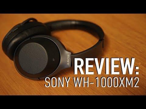Review: Audífonos Sony WH-1000XM2
