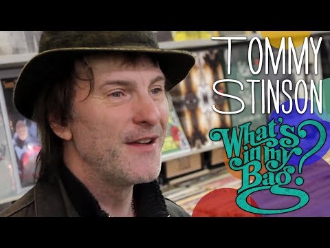 Tommy Stinson - What's in My Bag?