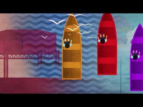 """Otis Redding – """"(Sittin' On) The Dock Of The Bay"""" (Official Video)"""