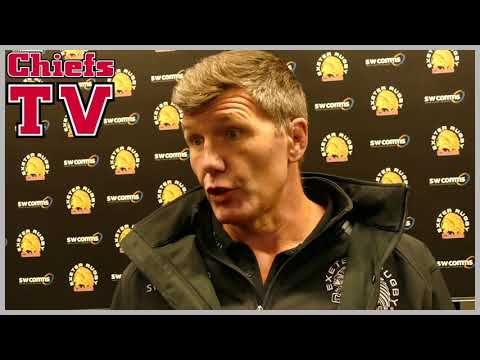 Chiefs TV - Rob Baxter post Falcons SemiFinal