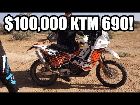 Simpson Desert Adventure! KTM 690 - Part 2 of 6