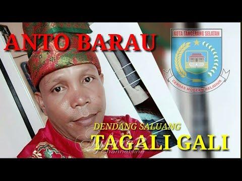 Saluang Dangdut Tagali gali Live Anto Barau IKM.