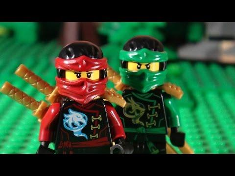 LEGO NINJAGO - SKYBOUND BATTLE - 300th VIDEO ON YOUTUBE