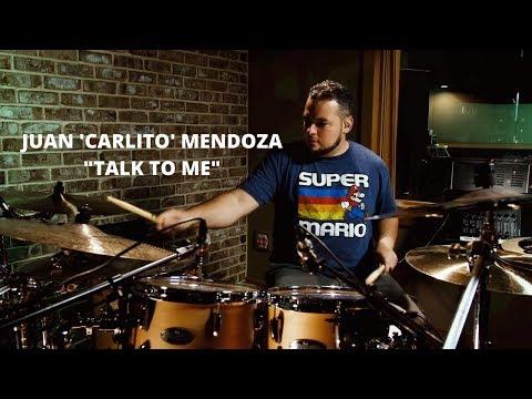 "Meinl Cymbals Juan ""Carlito"" Mendoza ""Talk to Me"""