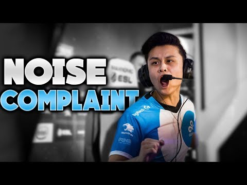 NOISE COMPLAINT INCOMING (Rank S)