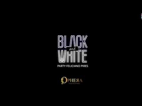 Fulled Teaser Black And White Party
