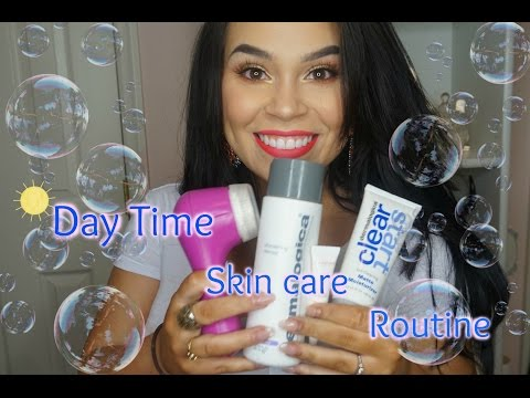 My Daytime Skin Care Routine♡ | Products & How To