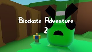 My ROBLOX Blockate Game in its WIP Stage