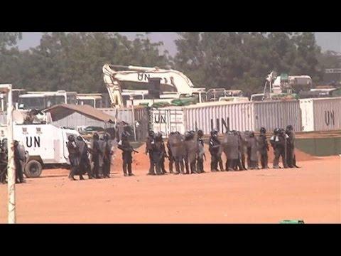 At least three killed in anti-UN protest in restive Mali