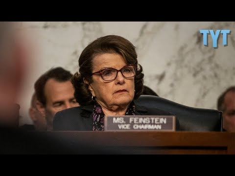 Dianne Feinstein: Half Of California Wants Her Gone