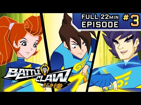 Teamwork | BattleClaw Season 1 | Episode 3