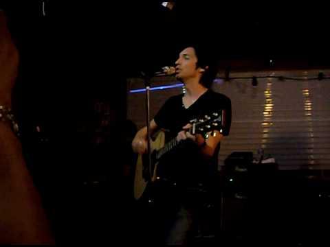 "Alex Band ""Leave (acoustic)"" in Salt Lake City"