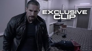 Exclusive: Close Range CLIP Fight to the Top Scott Adkins, Martial Arts Action
