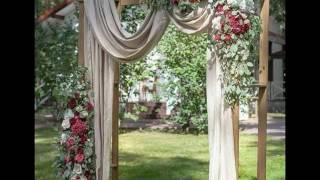Wedding Arch Floral Design Simple Decorating Ideas