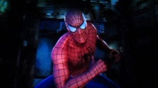 Enhanced Amazing Adventures of Spider-Man on-ride HD POV Universal Studios Islands of Adventure