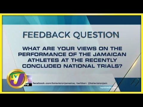Feedback Question | TVJ News - June 28 2021