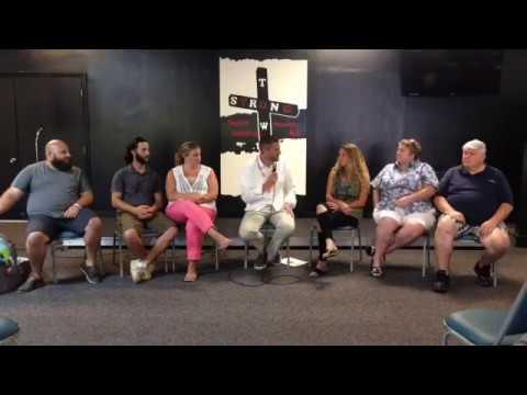Hybrid Homeschool Parent Forum @ Legacy (2017)