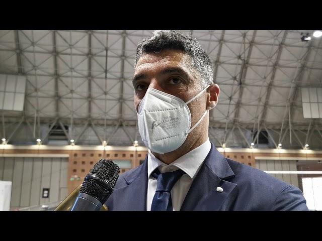 Coach Giani commenta la trasferta a Ravenna