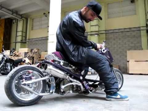 Honda Zoomer Tuning Youtube
