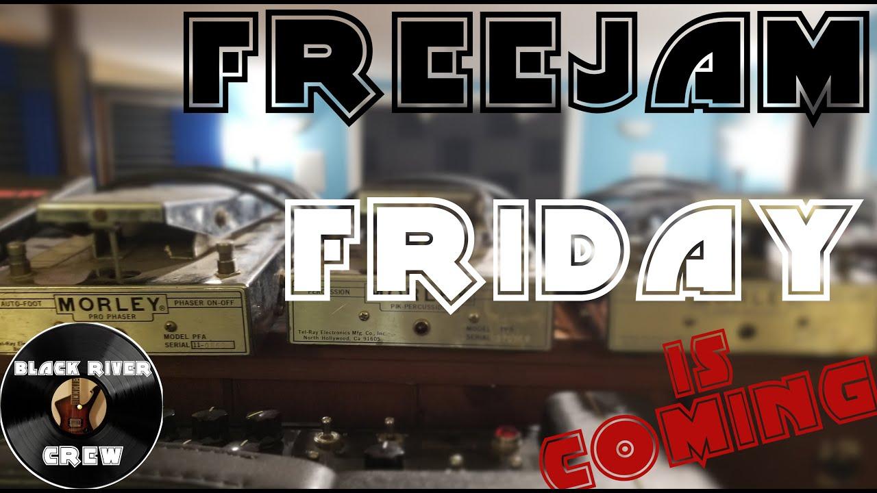 Freejam Friday Teaser #2