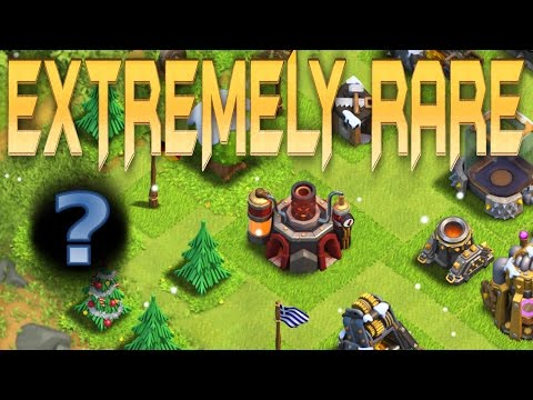 CLASH OF CLANS - RAREST OBJECT IN THE ENTIRE GAME