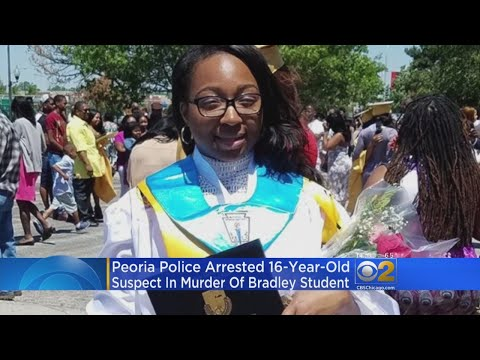 Teen Charged In Murder Of Bradley University Student From Chicago