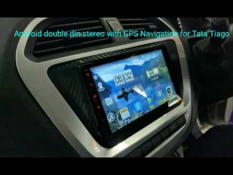 Tata Tiago Android Car Stereo With Gps Navigation For