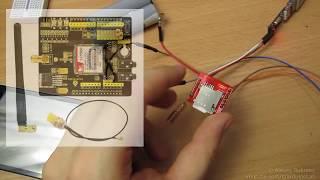 GSM\GPRS модем SIM800L, первый взгляд