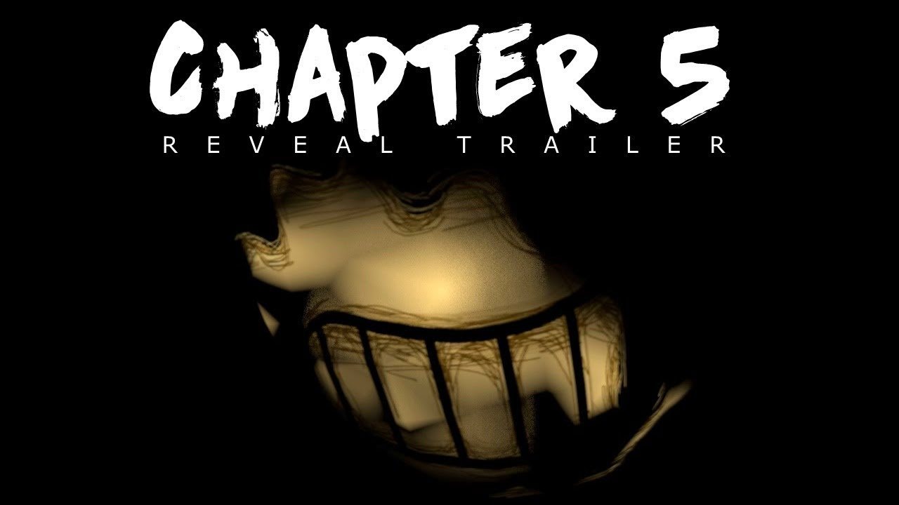 BENDY AND THE INK MACHINE CHAPTER 5 TRAILER HIDDEN IN CHAPTER 4's GAME FILES