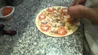 """Итальянская пицца """" МИЛАНА """""""
