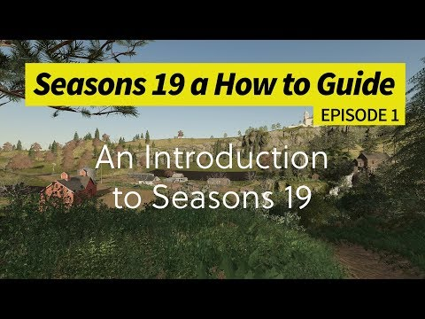 Seasons 19 - A How to Guide - An Introduction to Seasons 19