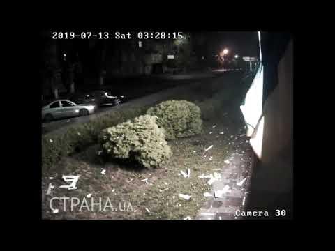 Появилось видео выстрела