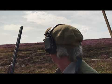 A Grouse shooting masterclass 2017.