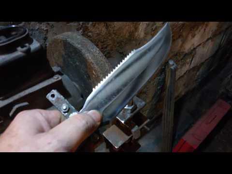 Наждак для заточки ножей своими руками