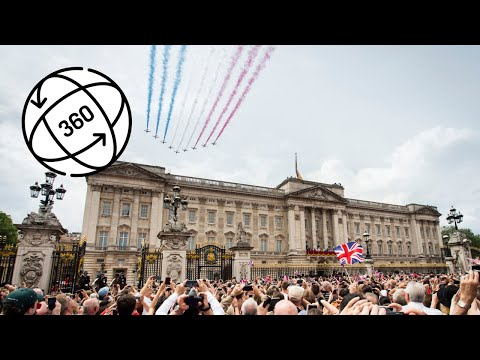 [360° VR] Royal London | VisitBritain