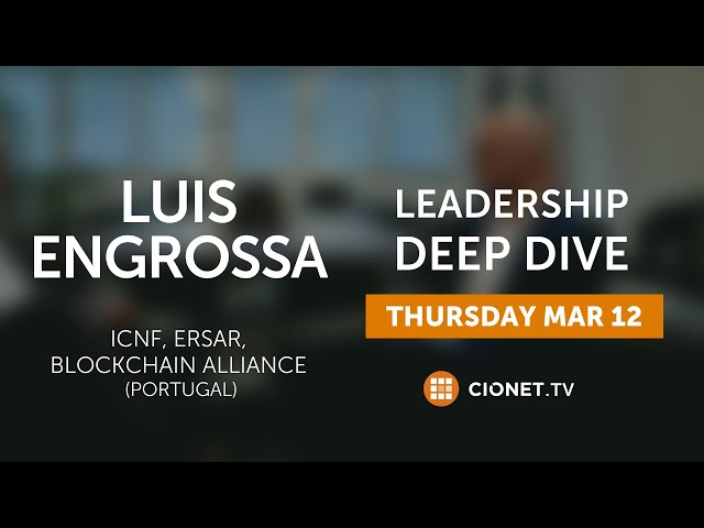 THU 12/03 – Luis Engrossa – ICNF (Portugal)