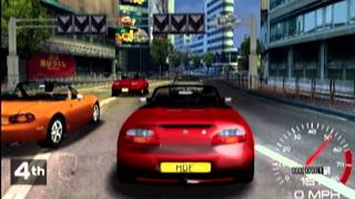 MSR Metropolis Street Racer Review for the Dreamcast