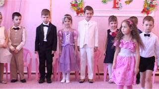 Видео на утренник в детском саду КАЛИНКА  Днепропетровск(Видеосъемка утренника - Детский Сад