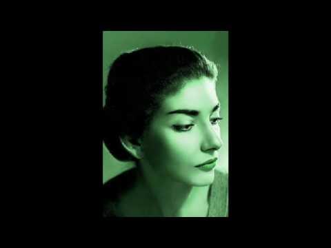 Maria Callas - La Forza del destino - Madre, pietosa vergine