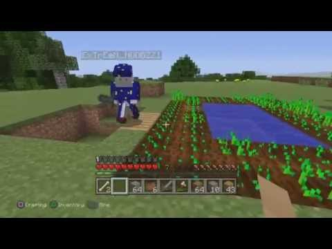 Minecraft survival #2 - Ons huis inrichten en ga ik al Dood !