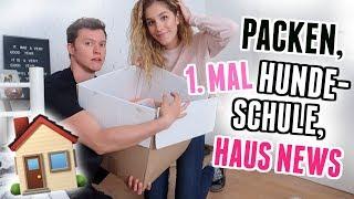 Es geht los: Wir packen die erste Umzugskiste!!! - Vlog 122