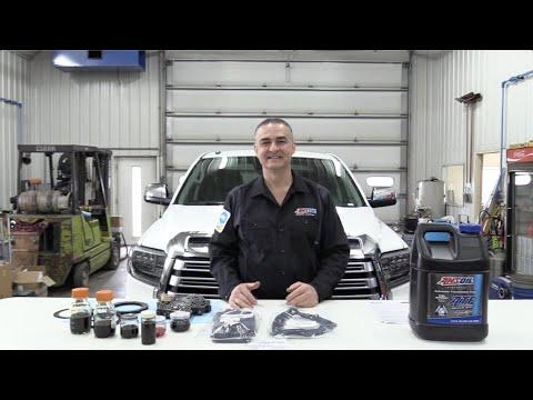2018 Toyota Tundra Transmission Filter Change And Flush