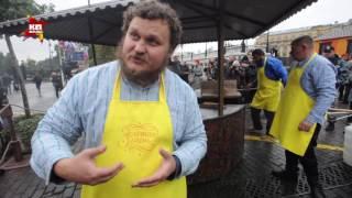 В Москве проходят 'Сырные дни'